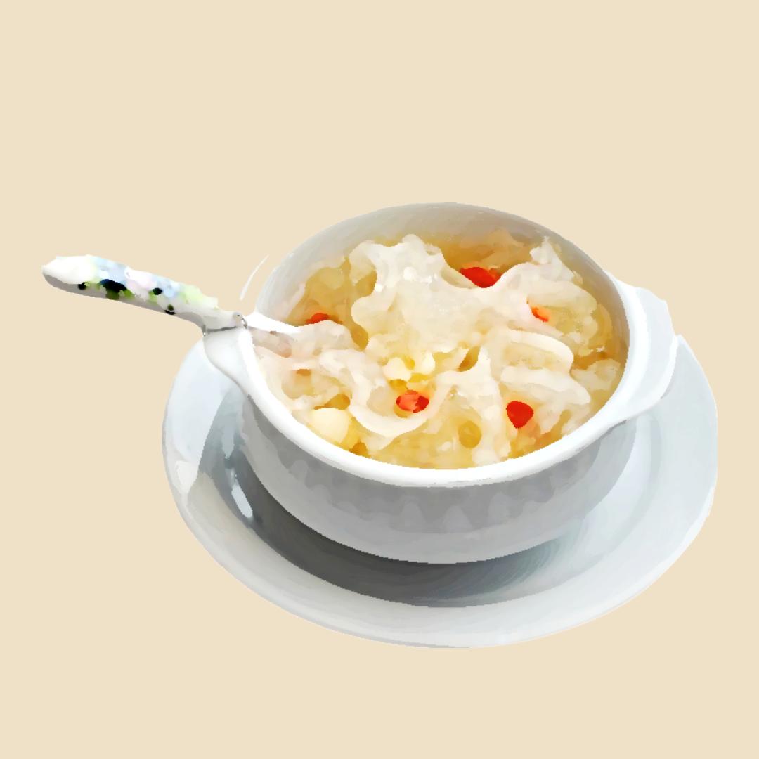 lotus seed soup
